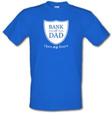 Bank Of Dad t shirt